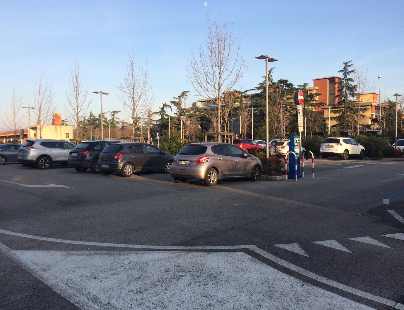 Il parcheggio che cercavi